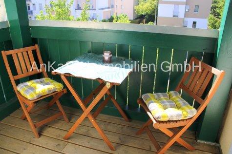 AnKaSa Immobilien GmbH*2RWE*WG geeignet+Wohnküche*EBK*Balkon*Dusche* im 2.OG*ab sofort frei*, 04178 Leipzig, Etagenwohnung