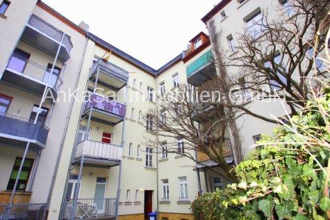 AnKaSa Immobilien GmbH*Kapitalanlage* Moderne 2 Zimmer Wohnung mit BALKON, Tageslichtbad mit Wanne, 04179 Leipzig, Etagenwohnung