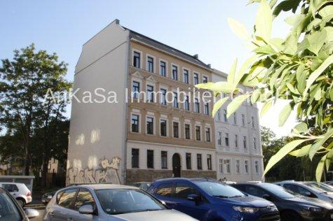AnKaSa Immobilien GmbH*Kapitalanlage* Vermietete 2 Zimmer Wohnung mit BALKON, EBK, Bad mit Wanne, 04159 Leipzig, Etagenwohnung